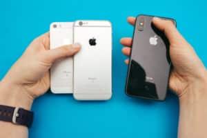 Wertvolle Smartphones - iPhone